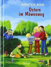 Ostern im Möwenweg von Boie, Kirsten   Buch   Zustand sehr gut