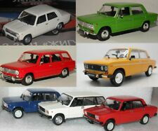 1/43 VAZ-2101 or -2102 or -2103 or -2104 or -2105 or -2106 Soviet car Diecast