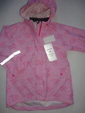 H&M Hello-Kitty Regenjacke Funktionsjacke leichte Jacke Gr.110/116 rosa zu Jeans