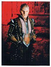 "Official Website Andreas Katsulas (1946-2006) Babylon 5 ""G'Kar"" 8x10 Unsigned"