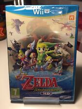 Legend Of Zelda The Wind Waker Hd Totalmente Nuevo Sellado Nintendo PAL Wii U