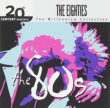 VARIOUS ARTISTS-BEST OF THE 80`S  CD NEW