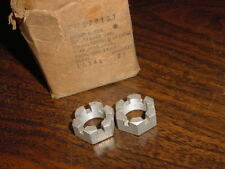 35 - 41 46 47 48 49 50 51 52 53 54 CHEVY GMC TRUCK PONTIAC OLDS NOS SPINDLE NUT