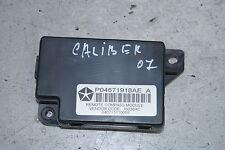 Dodge Caliber 2.0 CRD Steuergerät Remote Compass Module P04671918AE