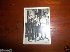 THE BEATLES NEMS ENTERPRISES A & B C GUM TRADING CARD FIRST SERIES CARD NO.54