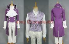 Vocaloid suit Gakupo Cosplay Costume Custom Any Size