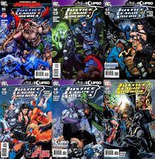 Justice League of America (2011) 55 - 60