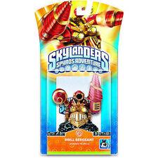 Skylanders Spyro's Adventure Character Pack_DRILL SERGEANT Mini figure_New & MIP