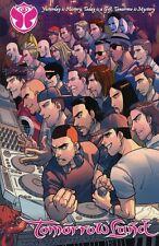 TomorrowLand #4 (of 4) Comic Book 2013 - Titan