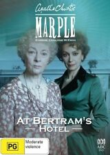 MARPLE-AT BERTRAM'S HOTEL DVD=ABC=REGION 4 AUSTRALIAN RELEASE=NEW AND SEALED