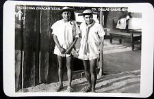MEXICO ~ 1950's CIUDAD DE LAS CASAS ~ INDIGENAS ZINACANTECOS ~ NATIVE BOYS~ RPPC