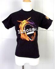 vtg 90s rare Disney World Animal Kingdom Dinosaur The Ride T-Shirt youth L