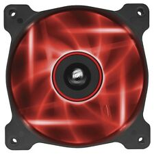 Corsair Air Series Sp120 High Static Pressure Fan 120mm With Red LED (twin Pack)