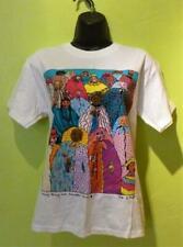 "Vintage Kiki Suarez T-Shirt ""Many Strong and Beautiful Women"" L Large NWOT"