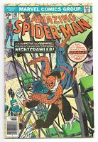 Amazing Spider-Man # 161 Marvel Comics 1976 1st App. Jigsaw (cameo)/Nightcrawler