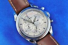 Omega DeVille Co-Axial Chronoscope Chronograph Mens Watch 4850.30.37 w/ Papers