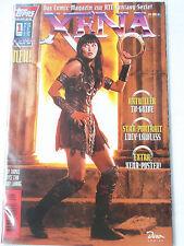 XENA Heft 1 + Poster ( DINO 1998 Comic zur TV Serie ) NEUWERTIG