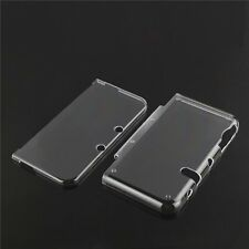 For New Nintendo 3DS XL LL Clear Crystal Protective Hard Shell Skin Case Cover