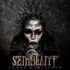 SEMBLANT (BRAZILIAN GOTHIC METAL BAND) - LUNAR MANIFESTO NEW CD