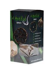 Ajo Negro El hortal 100% Español 3 cabezas selecta de gran tamaño