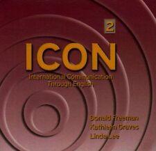 ICON AUDIO CD 2 by Freeman, Donald|Graves, Kathleen|Lee, Linda (CD-ROM book, 200