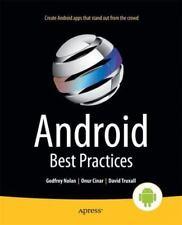 Android Best Practices, Nolan, Godfrey