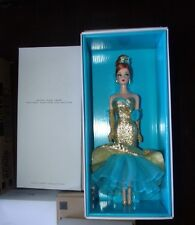 Happy New Year Holiday Hostess Collection Silkstone Barbie 2013 W/Shipper
