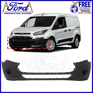 FITS 2014-2018 FORD TRANSIT CONNECT FRONT BUMPER LOWER COVER MAT BLACK OE NEW