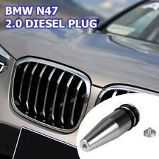 Excitations clapets set 4x 22mm Noir ansaugbrücke avec O-ring joint pour BMW e87