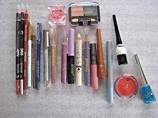 Mixed Lot-of-20-Assorted-Cosmet ics/ Makeup/ Beauty -Jordana-etc-No-Duplicate s