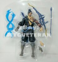 Overwatch Ultimates Action Figure - CLASSIC HANZO ONLY, Loose New in Tray