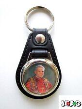 PORTE CLES KEY RINGS JEAN-PAUL 2 PAPE EGLISE CATHOLICISME