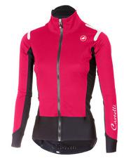 Castelli Cyclisme Femme Alpha Ros W Lumière Veste Électrique/magenta/noir
