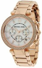 Michael Kors Quartz (Battery) Wristwatches with Chronograph