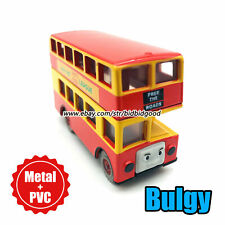 Thomas and Friends Bulgy Bus Metal Diecast Model Cars Rare Loose Kids Gift Toy