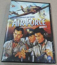 Air Force (1943) / Howard Hawks / John Garfield / Gig Young / DVD SEALED
