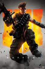 CALL OF DUTY - BLACK OPS 4 - BATTERY POSTER - 22x34 - VIDEO GAME 16999