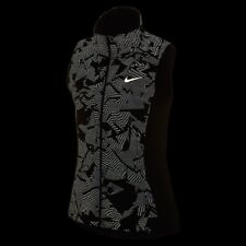 Women's Nike Aeroloft Flash Running Vest Sleeveless Gilet Jacket Extra Small Xs