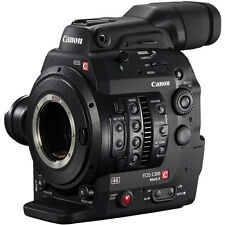 Canon C300 Mark II EF Mount Camera Body Only- Authorized Dealer, MINT