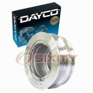 Dayco PBU1190SS25 Engine Harmonic Balancer for Cylinder Block  rx