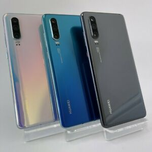 Huawei P30 Dual SIM 128GB   Unlocked   Various Colours   Android Smart Phone 4G
