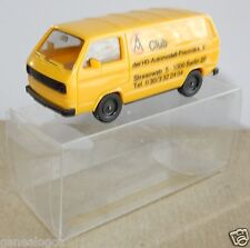 MICRO HERPA HO 1/87 VW MINI BUS T3 FOURGON AM CLUB