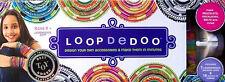 LoopDeDoo Spinning Loom Craft Kit  Make Bracelets, Necklaces, Belts, & More
