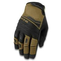 Dakine Cross-X Bike Gloves Men's Dark Olive L