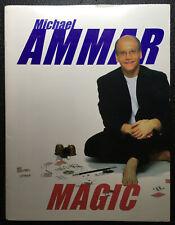 Vintage 2000 Michael Ammar Magic Lecture Tour Notes