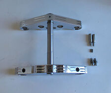 41MM BILLET CHROME WIDE GLIDE TRIPLE TREES HARLEY *MADE IN THE USA*