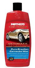 Mothers California Gold Pure Brazilian Carnauba Wax Ultimate Wax System Step 3