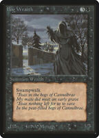 Bog Wraith - BETA Edition  - Old School - MTG Magic The Gathering