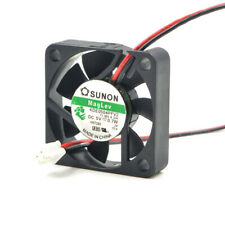 SUNON KDE0504PFV2 5V 0.7W 5800RPM 7CFM 32dba 4cm 4010 Switch Silent Fan