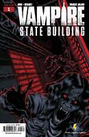 The Next Walking Dead? Vampire State Building #1 Variant Low Print Run Only 300